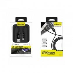 CABO MICRO USB 1METRO 2.4A...