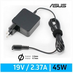 CARREGADOR ASUS ORIGINAL | 19V / 2.37A | 2.5 x 0.7mm |...