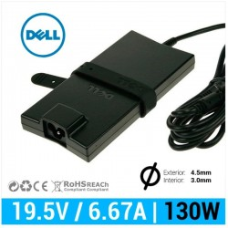 CARREGADOR DELL ORIGINAL | 19.5V / 6.67A | 4.5 x 3.0mm |...