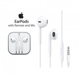 AURICULARES APPLE EARPOD | MD827ZM/A (05337)