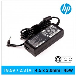 CARREGADOR HP ORIGINAL | 19.5V / 2.31A | 4.5 x 3.0mm |...