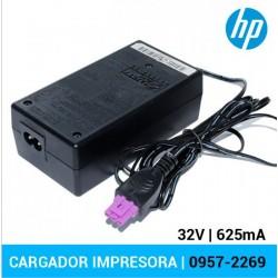 CARGADOR IMPRESORA HP | 0957-2269 | 32V / 625mA (03220)