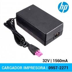 CARREGADOR IMPRESSORA HP | 0957-2269 | 32V / 1560mA (04362)