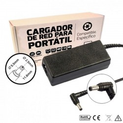 CARREGADOR ASUS COMPATÍVEL | 19V / 4.74A | 5.5 x 2.5mm |...