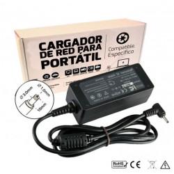 CARREGADOR ASUS COMPATÍVEL | 19V / 2.37A | 3.0 x 1.0mm |...