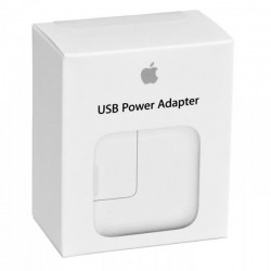 APPLE ADAPTADOR DE CORRENTE USB 12W | A1401 (05340)