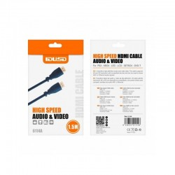 CABO HDMI V1.4 M/M | 1.5M (04026 | 6114)