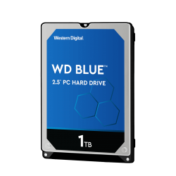 WD Blue HDD 1TB 128mb cache (WD10SPZX)