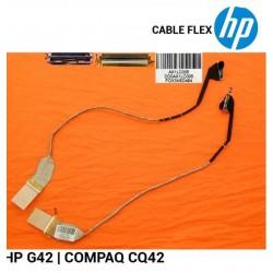 CABO FLEX DE ECRÃ | HP G42 | COMPAQ CQ42 (03165)